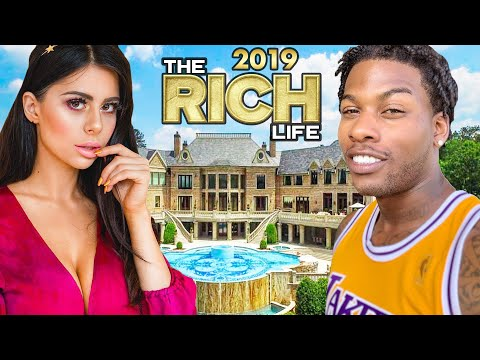 10 Richest YouTubers of 2019 (Mr Beast,  PewDiePie, CJ So Cool, Azzyland & more) The Rich Life...
