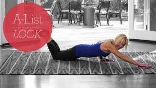Awesome Ab Moves | A-List Look With Valerie Waters
