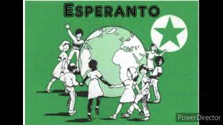 Anthem of the Esperanto Language.