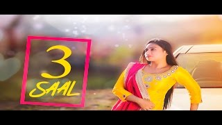3 SAAL || SATVIR SIDHU || FULL SONG FEAT INDER CHAHAL & GUPZ SEHRA || CROWN RECORDS 2016 ||