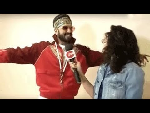 Exclusive: In conversation with  Gully Boy  Ranveer Singh