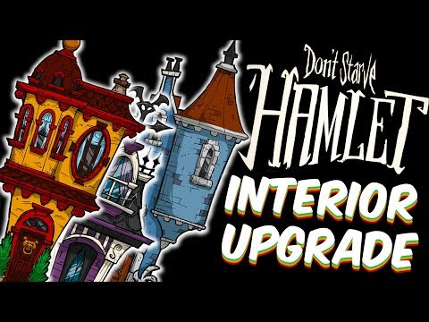 МНОГОКВАРТИРНЫЕ ДОМА! Don't Starve Hamlet [Interior Upgrade Beta]
