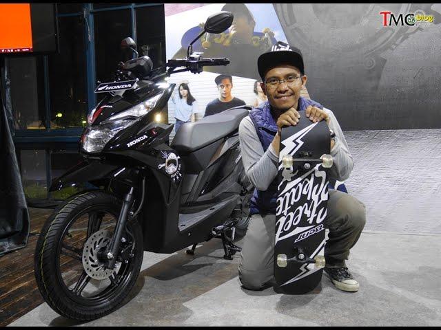 VLOG : Review Honda BeAT Street