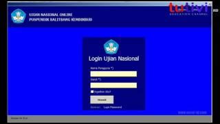 Download Video Cara Mengerjakan Soal Ujian Nasional Berbasis Komputer (UNBK) tahun 2017 MP3 3GP MP4