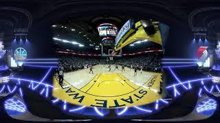 Golden State Warriors vs. Portland Trail Blazers thumbnail