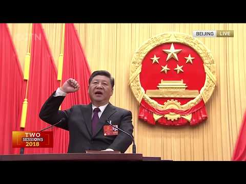 President Xi Jinping was elected chairman of Central Military Comission of China