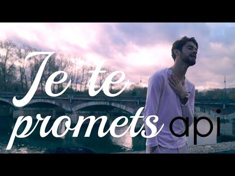 JE TE PROMETS - JOHNNY HALLYDAY (api cover)
