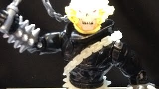 Ghost Rider Spirits Of Vengeance Ghost Rider w/ Chain Whipping Action