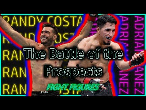 Adrian Yanez vs. Randy Costa: The Battle of Two Future Champs