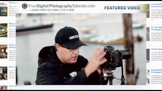 Long Exposure Photography Tutorial with Scott Kelby | Free Photography Lesson