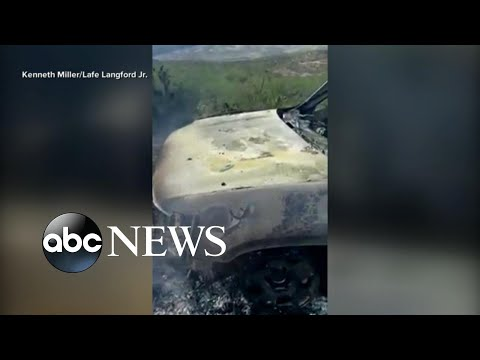 US Family Killed On Way To Wedding In Mexico L ABC News