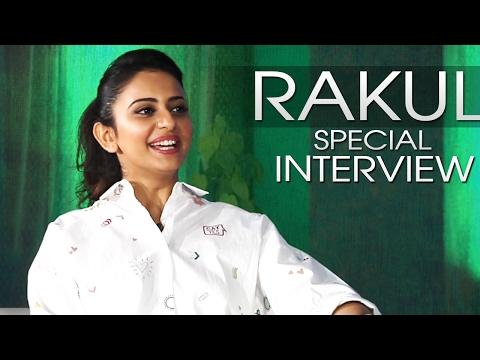 Rakul Preet Singh Interview About Winner Movie | #Winner | TFPC