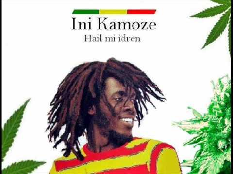 Ini Kamoze - Hail mi Idren (Lyrics)