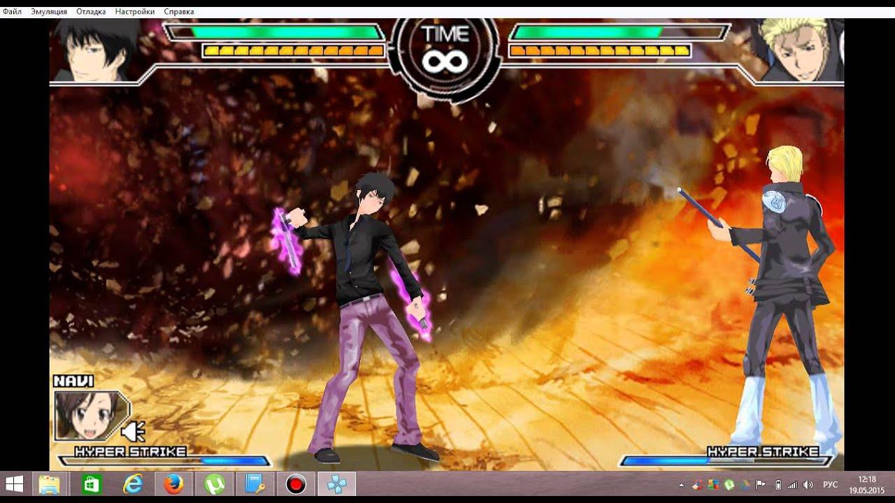 Video katekyo hitman reborn kizuna no tag battle.