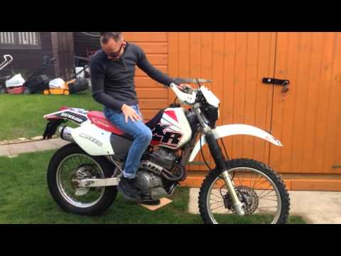 For sale . On eBay . Honda xr250 1998 enduro competition trials bike