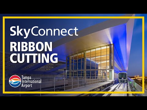 Sky Connect Ribbon Cutting