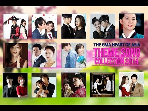 GMA Heart of Asia Theme Song Collection 2014