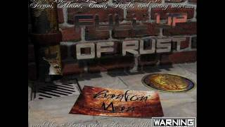 Full Up of Rust (mix cd) by Banton Man