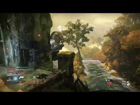 PVP - [Iron Banner 19/3] Shores of Time: B-C sniping perch