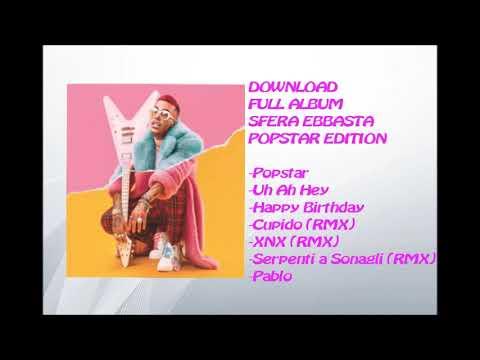 DOWNLOAD FULL ALBUM ROCKSTAR (POPSTAR EDITION) - SFERA EBBASTA