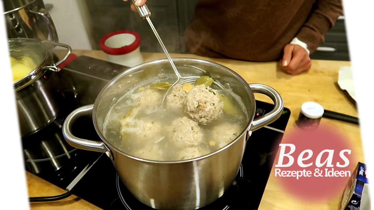 Königsberger Klopse Rezept Beas Rezepte Kochsendung Küche