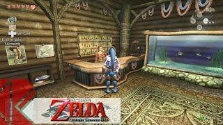 The Legend of Zelda Twilight Princess HD - Episode 22 Une pause avec Hena et Lise