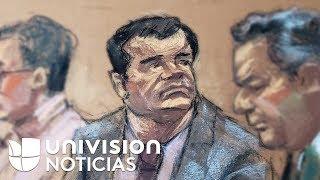 'El Chapo' compró cocaína a las FARC y se reunió con ejecutivos de Pemex, declara un capo colombiano