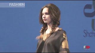 TATIANA SHCHUROVA Fall 2016 Odessa - Fashion Channel