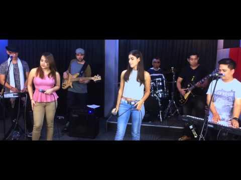 Russian Girl sings