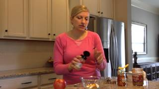 Mom's Health Coach: Easy Fruit Dip
