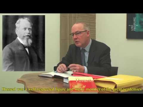 Husserl - a Thinker for the Future (Hans-Helmuth Gander)