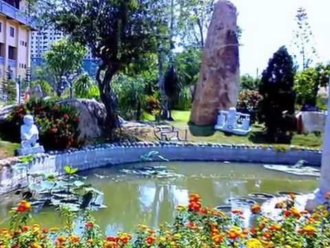 chùa Huê Nghiêm ở quận 2