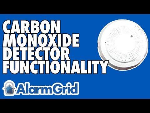 Carbon Monoxide Detector Functionality