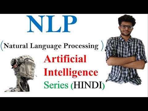 Natural Language Processing (NLP) in Hindi | Artificial Intelligence Series