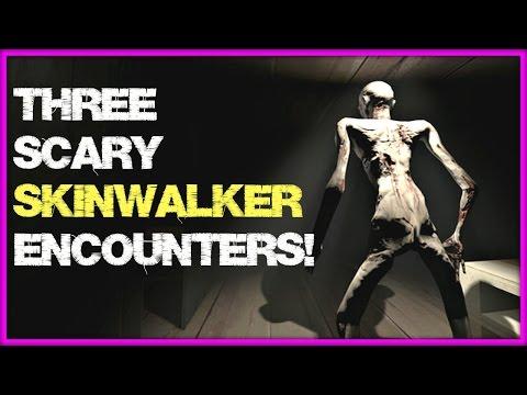 3 SCARY & EERIE Skinwalker and The Rake encounters! | Navajo Stories | Part 2