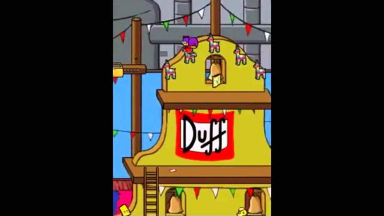 Download Les Simpson le jeu   Episode 1   Le monde chocolat DS