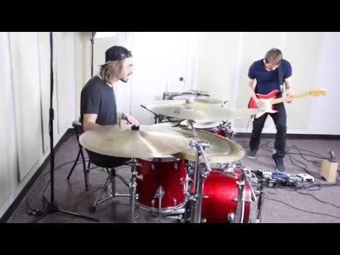 Shnobel Guitar and Drums JAM #2 with Eugene Novik