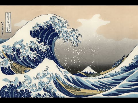 The Eye of Hokusai