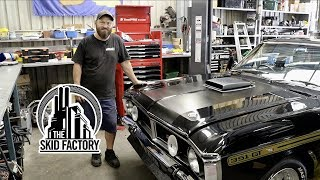 Download THE SKID FACTORY - Old Cock's 1970 XY GT Ford Falcon [Build Review] Mp3 and Videos