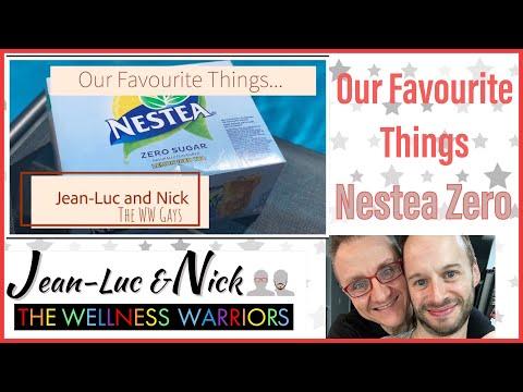 Our Favourite Things: Nestea Zero