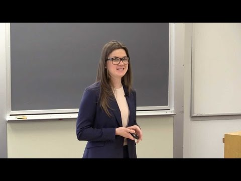 Tania Babina: The Lasting Impact of Financial Shocks on Entrepreneurship