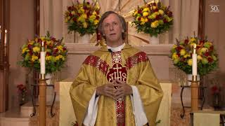 The Sunday Mass Homily – 11/22/2020 – Christ the King