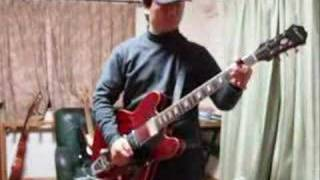 me playing suede we are the pigs guitar full ver.