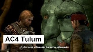AC4 Tulum. Nothing is true. Walkthrough, Collectibles, Locations, Treasures, Crafting, Hunting.