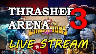 Night Thrasher Arena - Part 3 | Marvel Contest of Champions Live Stream