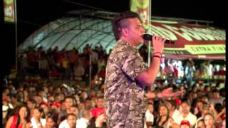 Silvestre Dangond & Rolando Ochoa - Loco Paranoico (Manaure - La Guajira)