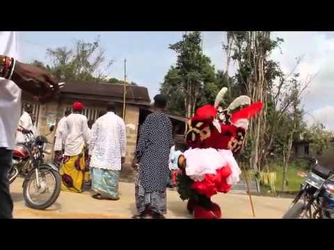 Ekpe Masquerade, Calabar Nigeria