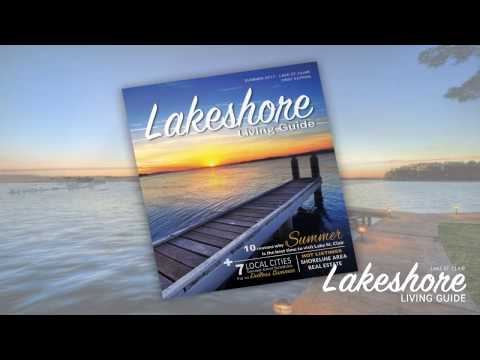 LAKESHORE LIVING GUIDE - SUMMER LAUNCH 2017