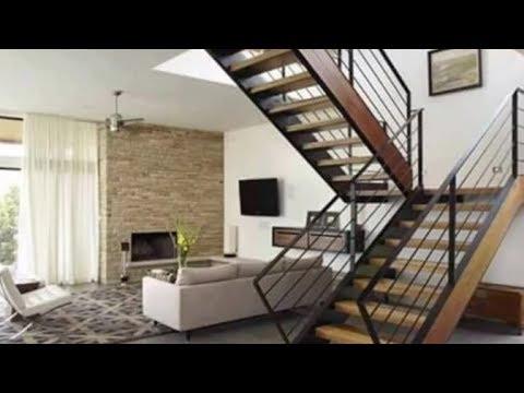 inspirasi 20 model tangga rumah minimalis lantai 2 terbaru