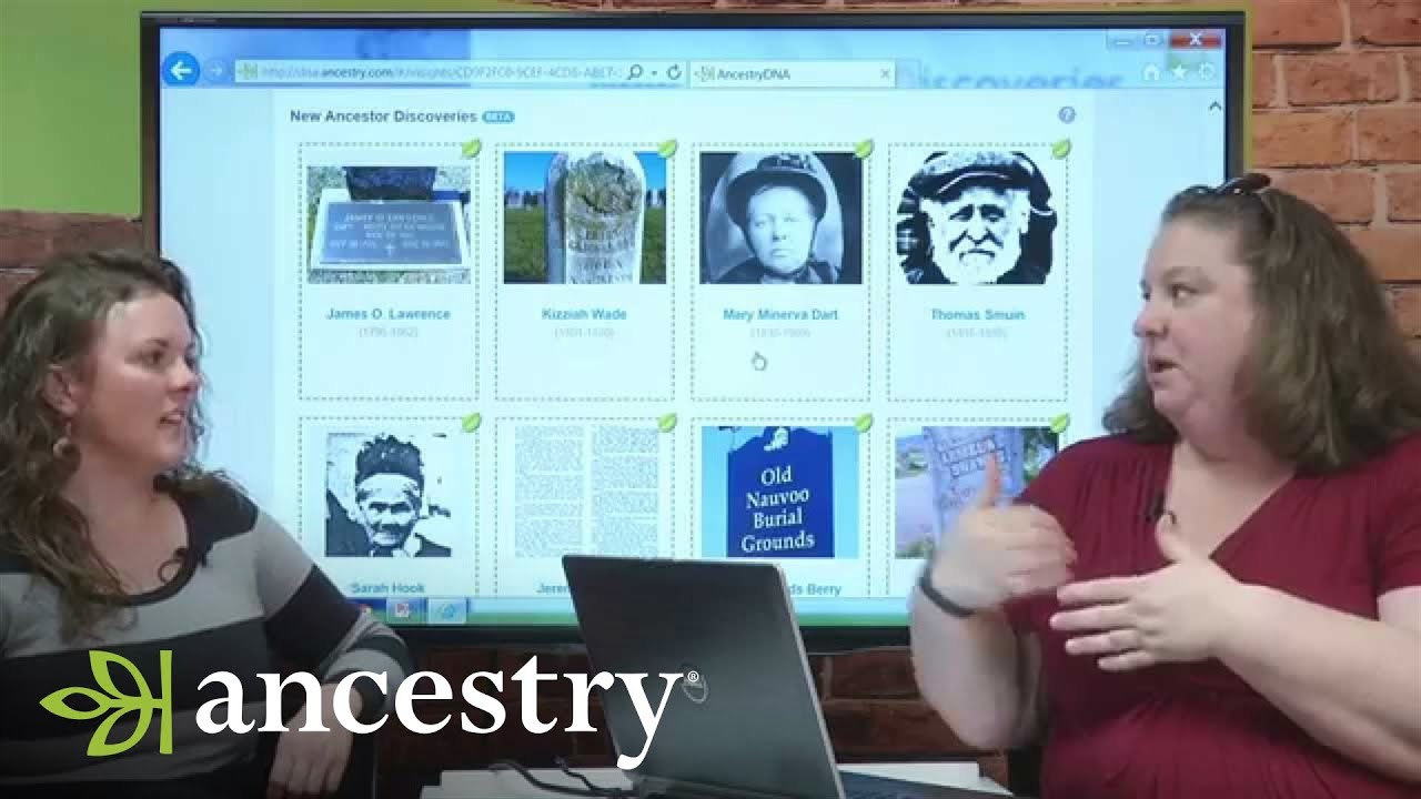 AncestryDNA | New Ancestor Discoveries Reviewed | Ancestry